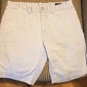 Baby blue Polo Ralph Lauren sz 30 shorts